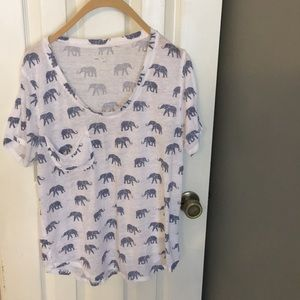 Elephant t shirt from Target